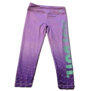 Nike Girls Dri Fit Athletic Pants Size 6X